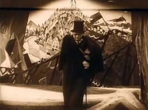 The Cabinet of Dr. Caligari (1920) - Music editing by elafini (intro)