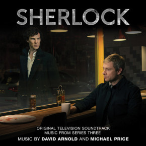 SHERLOCK SERIES 3 - Original Television Soundtrack