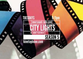 5 years City Lights (film music radioshow)