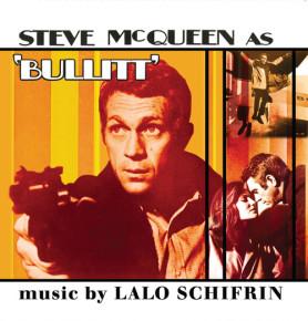 BULLITT - Lalo Schifrin's Limited Edition Vinyl Release