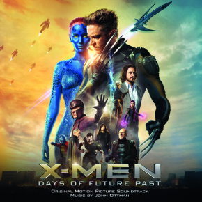 X-MEN: DAYS OF FUTURE PAST - ORIGINAL MOTION PICTURE SOUNDTRACK