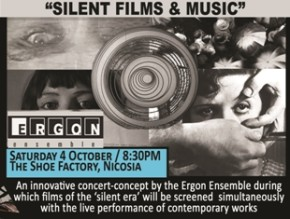 6th International Pharos Contemporary Music Festival and Silent Film Music Competition