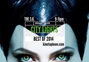 CITY LIGHTS Radioshow: Best of 2014