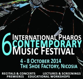 6th International Pharos Contemporary Music Festival: Programme