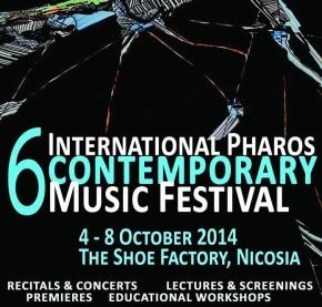 6th International Pharos Contemporary Music Festival: Programme