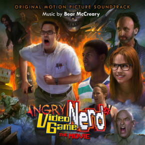 ANGRY VIDEO GAME NERD: THE MOVIE - Original Motion Picture Soundtrack