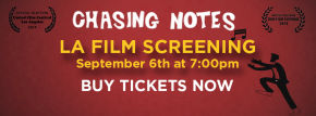 CHASING NOTES - A Film Composer Documentary