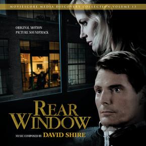 REAR WINDOW - Original Motion Picture Soundtrack