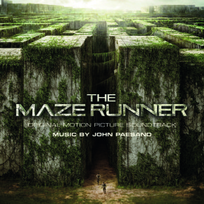 THE MAZE RUNNER - ORIGINAL MOTION PICTURE SOUNDTRACK