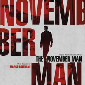 NOVEMBER MAN – Original Motion Picture Soundtrack