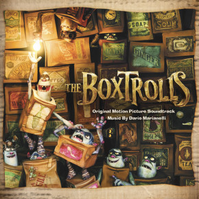 THE BOXTROLLS – Original Motion Picture Soundtrack