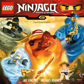 LEGO NINJAGO: MASTERS OF SPINJITZU: Season One – Original Television Soundtrack