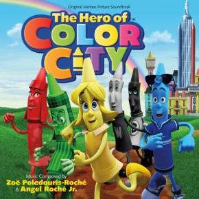 THE HERO OF COLOR CITY – Original Motion Picture Soundtrack