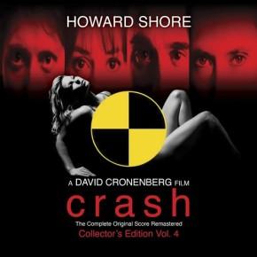 Howard Shore/David Cronenberg re-issues