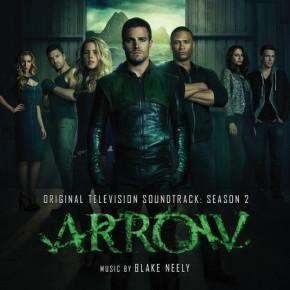 ARROW– Original Television Soundtrack: Season 2