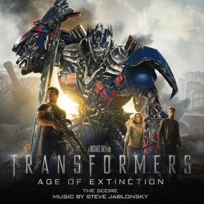 TRANSFORMERS: AGE OF EXTINCTION – The Score