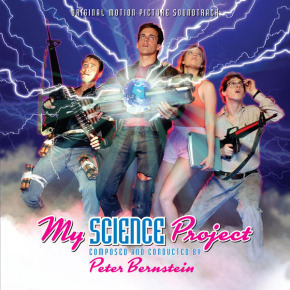 MY SCIENCE PROJECT - Composed and Conducted by Peter Bernstein