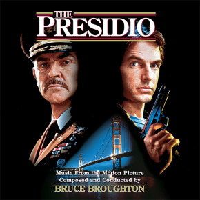 THE PRESIDIO - Music From The Motion Picture