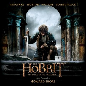 THE HOBBIT: THE BATTLE OF THE FIVE ARMIES - Music Composed by Howard Shore