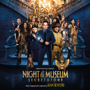 NIGHT AT THE MUSEUM: SECRET OF THE TOMB – Original Motion Picture Soundtrack