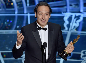 Alexandre Desplat Wins Academy Award For THE GRAND BUDAPEST HOTEL