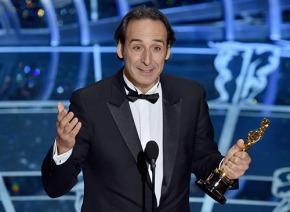 Alexandre Desplat Wins Academy Award For THE GRAND BUDAPEST HOTEL