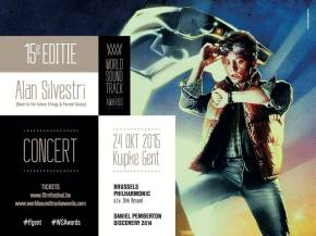 FILM FEST GENT Announces ALAN SILVESTRI As Guest Of Honour At The 15TH WORLD SOUNDTRACK AWARDS