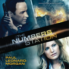 THE NUMBERS STATION - Original Motion Picture Soundtrack