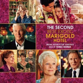 THE SECOND BEST EXOTIC MARIGOLD HOTEL - Original Motion Picture Soundtrack