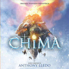 LEGENDS OF CHIMA: VOLUME 2 - Original Television Soundtrack