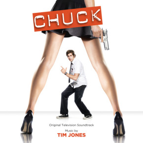 CHUCK – Original Television Soundtrack