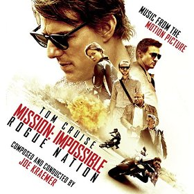 MISSION: IMPOSSIBLE ROGUE NATION - Music From The Motion Picture