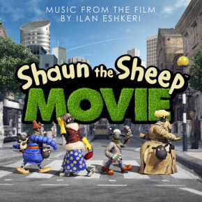 SHAUN THE SHEEP MOVIE - Original Soundtrack