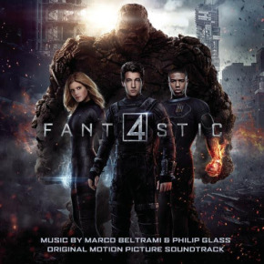 THE FANTASTIC FOUR - Original Motion Picture Soundtrack