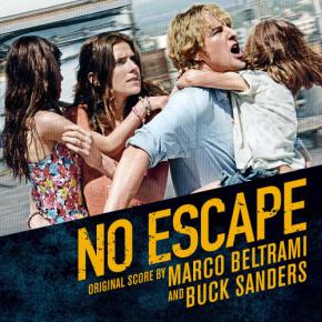 NO ESCAPE – Original Motion Picture Soundtrack