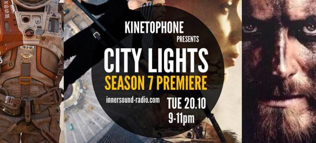 CITY LIGHTS Film Music Radioshow - Season 7 Premiere