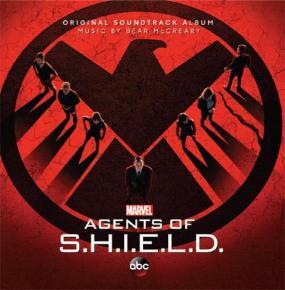 MARVEL'S AGENTS OF S.H.I.E.L.D - Original Soundtrack Album