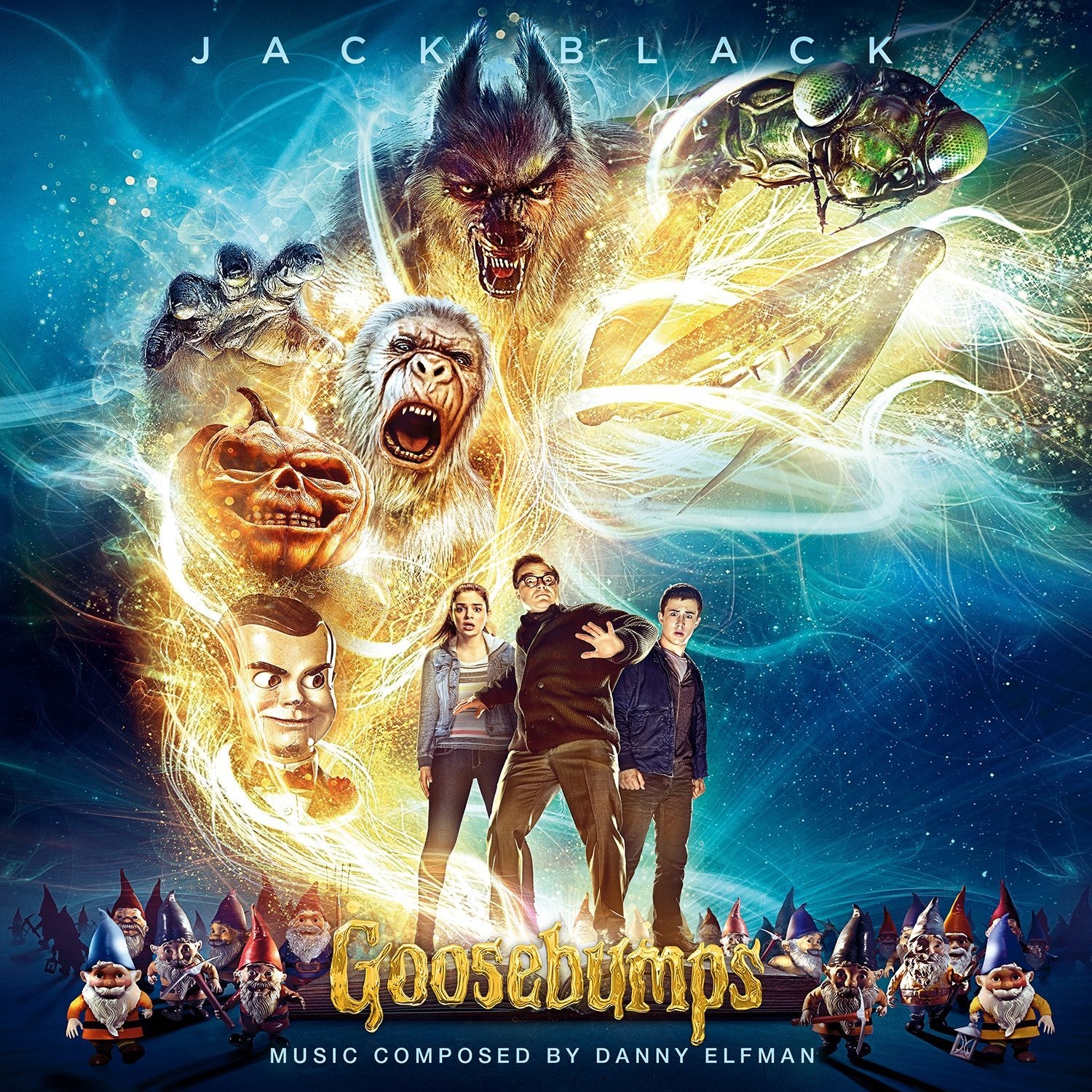 GOOSEBUMPS – Original Motion Picture Soundtrack | Kinetophone