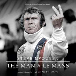STEVE MCQUEEN THE MAN & LE MANS – Original Soundtrack