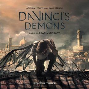 DA VINCI'S DEMONS - SEASON 3 - Original Television Soundtrack