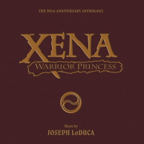 XENA WARRIOR PRINCESS: 20TH ANNIVERSARY ANTHOLOGY