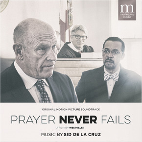 PRAYER NEVER FAILS - Original Motion Picture Soundtrack