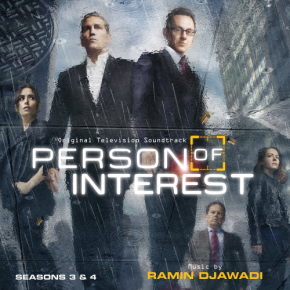 PERSON OF INTEREST SEASONS 3&4 – Original Television Soundtrack