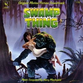 SWAMP THING - Original Motion Picture Soundtrack