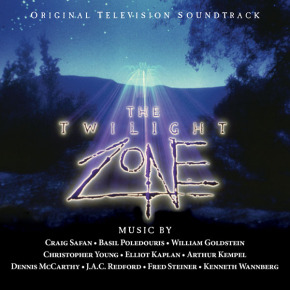 THE TWILIGHT ZONE - Original Television Soundtrack