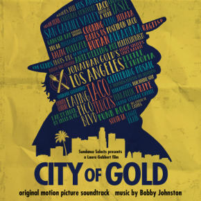 CITY OF GOLD - Original Motion Picture Soundtrack