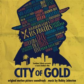 CITY OF GOLD - Original Motion Picture Soundtrack