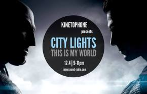 CITY LIGHTS Radioshow – THIS IS MY WORLD (2016 Exclusive Scores)