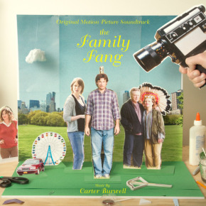 THE FAMILY FANG – Original Motion Picture Soundtrack