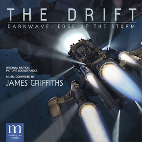THE DRIFT/DARKWAVE: EDGE OF THE STORM - Original Motion Picture Soundtrack